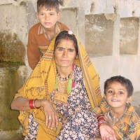 "jaisalmer, rajasthan: ""i let my girls go..."""