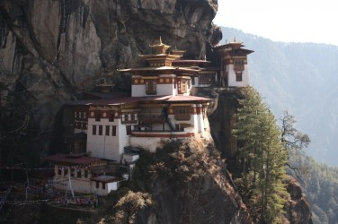 bhutan - tiger monastery