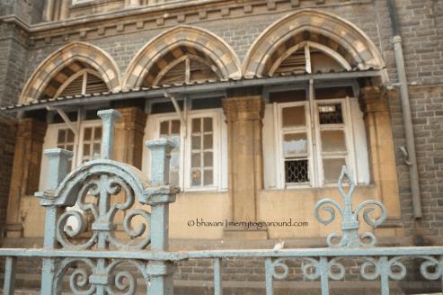 indo-sarasenic architecture @ churchgate