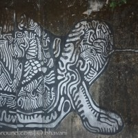walking the streets of kochi - the street art