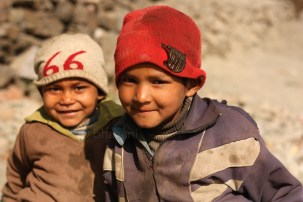 We were walking to strawberry farms and came across these two boys were playing on large mounds of sand and took so much time to just give a smile. They were very shy... You might come across them in the hills near Nainital.