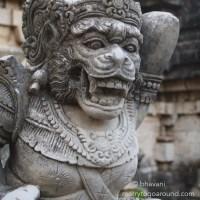 a peep into hinduism at bali