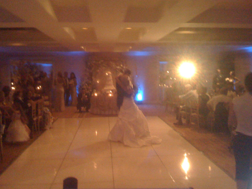 Ryan & Celena's First Dance