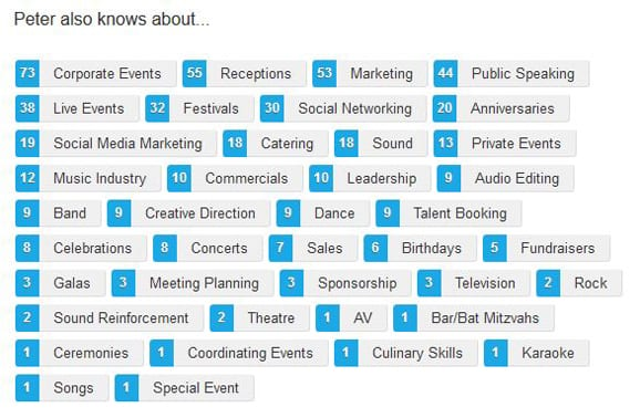 LinkedIn Skills-2-Gleam