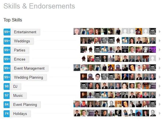 LinkedIn Skills-Gleam