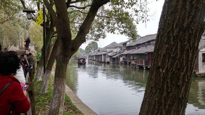 """Venice-like"" village"