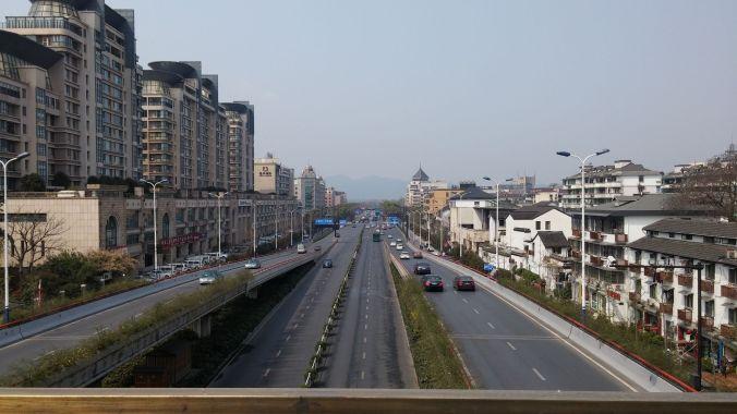 Street in Hangzhou
