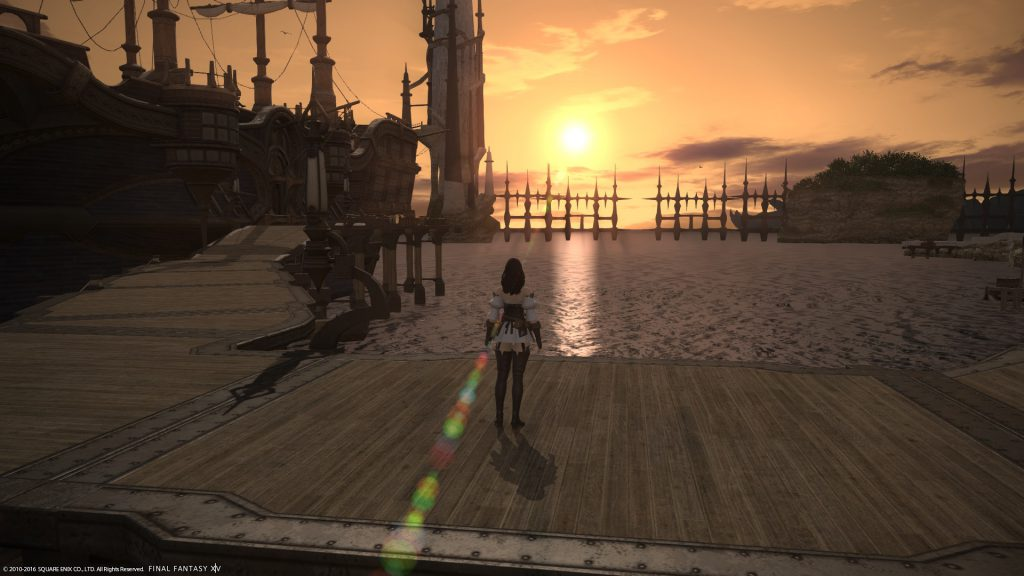 Sunset or Dawn?