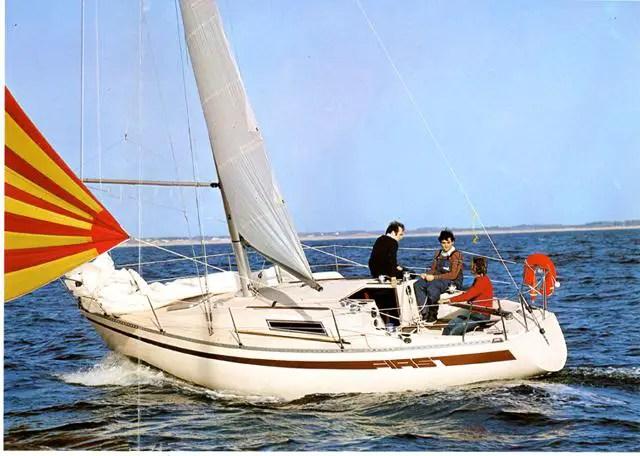 First 30, un voilier de légende