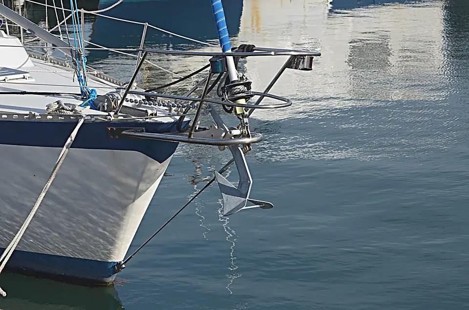 Les différents types d'ancre pour votre bateau