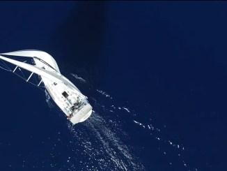 voilier sous voiles
