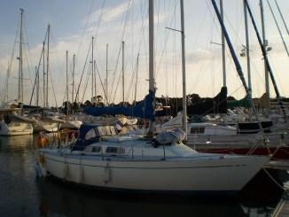 equipement bateau sur contessa 28
