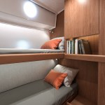 cabine swift trawler 35