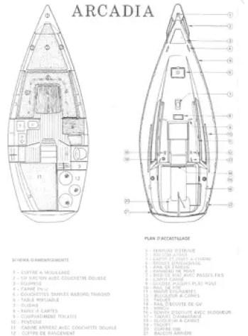 plans arcadia