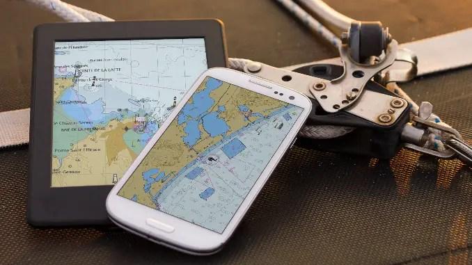 La réglementation sur les cartes de navigation