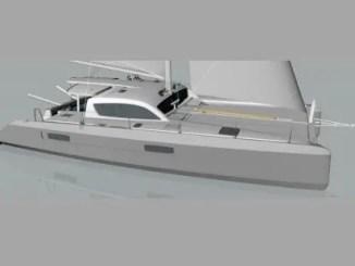 catamaran allures c47.9