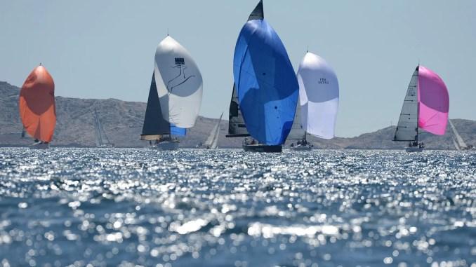 voilier à Marseille
