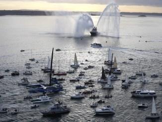 MACIF_lors de son arrivée à Brest