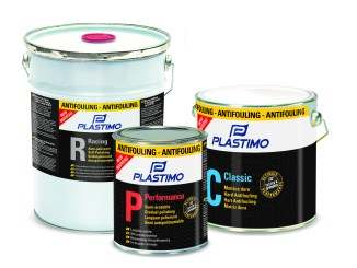 PLASTIMO Les 3 antifoulings ensemble