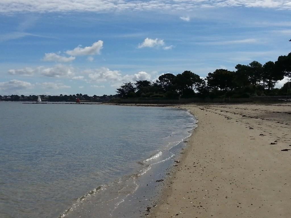 petite plage Kerpenhir