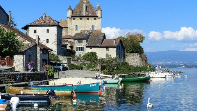 village d'Yvoire