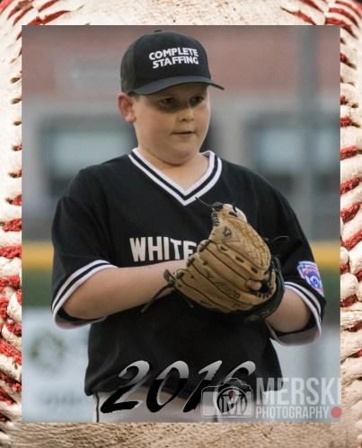 2016 - Andrew Moreau - Cumberland Little League