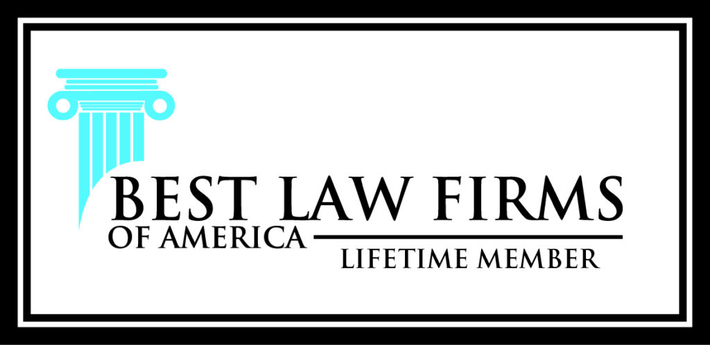Jordan Merson Lifetime Member Best Law Firms of America