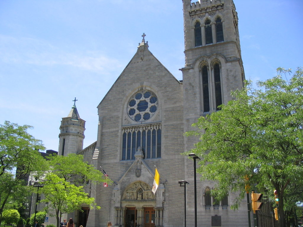 syracuse diocese IRCP