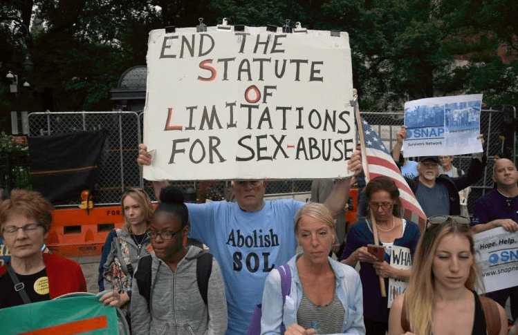 Child Victims Act Statute of Limitations