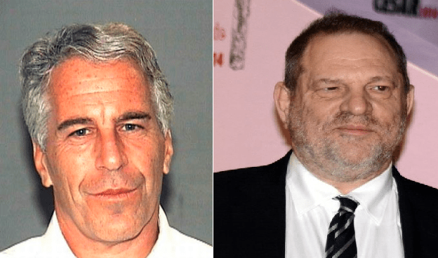 Jeffrey Epstein aided Harvey Weinstein