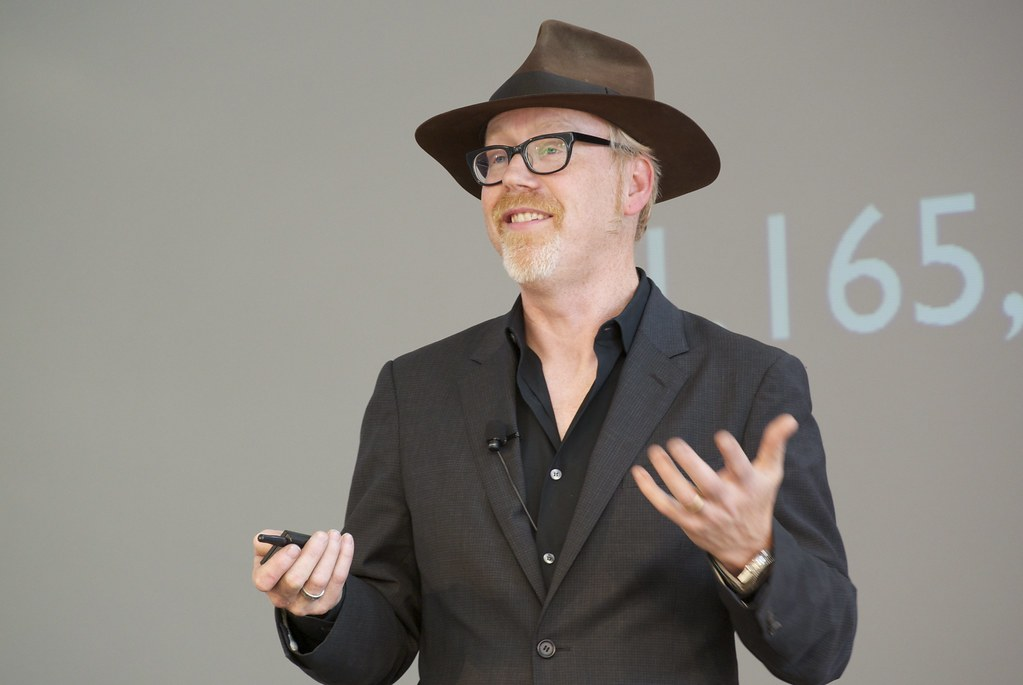 Mythbusters host Adam Savage accused of sexual assault