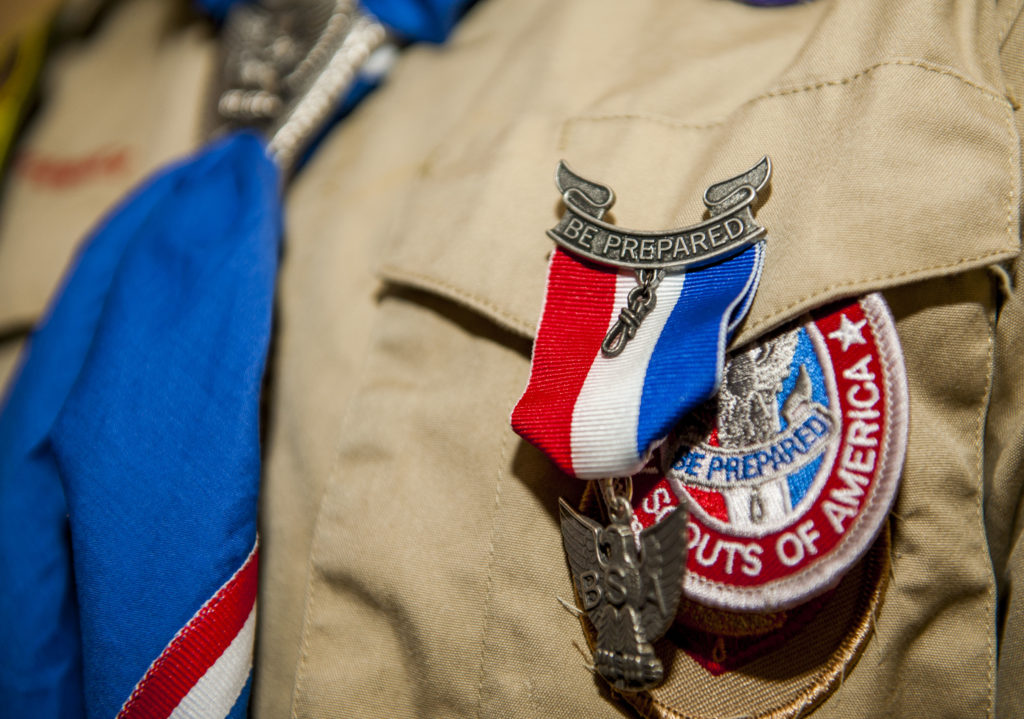 Boy Scouts of America Victims Compensation Merson Law PLLC