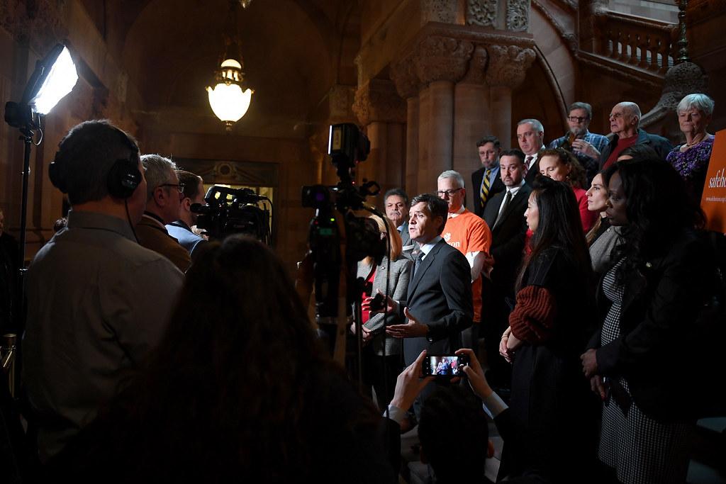 Brad Hoylman sponsoring the NY Adult Victims Act