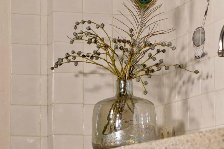 Houten keuken Hooge Zwaluwe decoratie