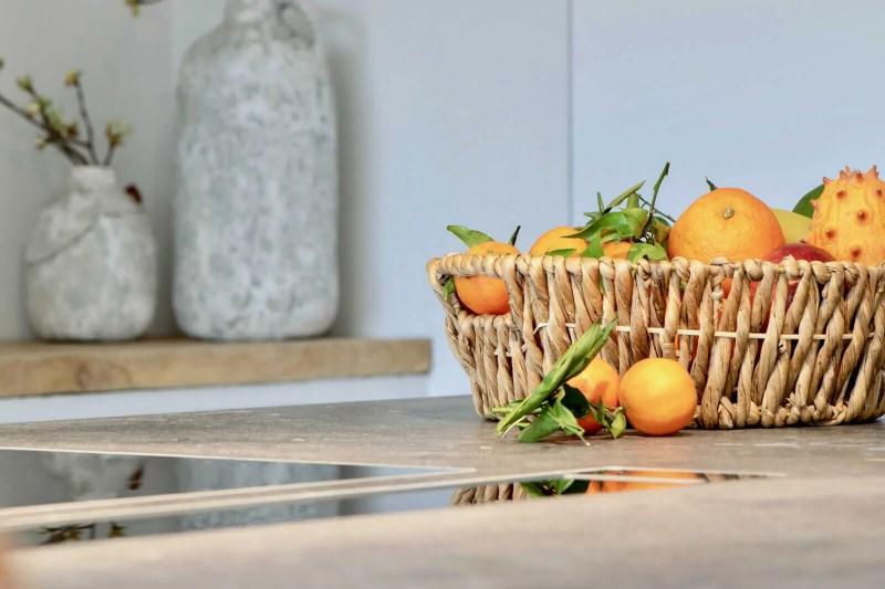 Landelijke keuken Oudenbosch fruit inductie
