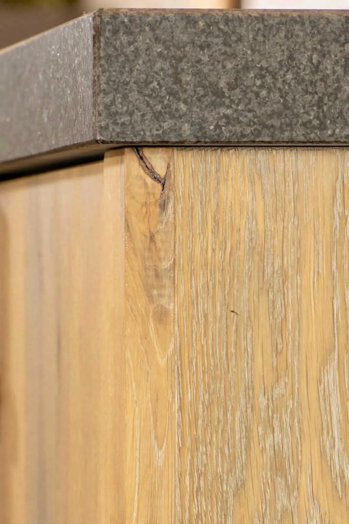Eiken keuken Hoeven aanrechtblad eikenhout
