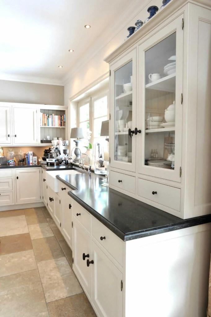 Witte keuken Breukelen overzichtsfoto