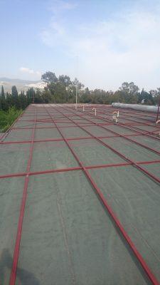 Çelik Konstrüksiyon Çatı