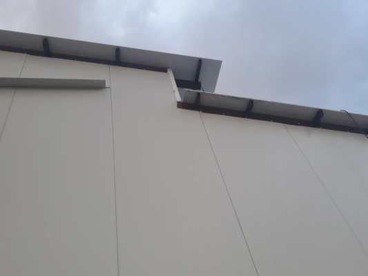 Çelik Konstrüksiyon Hangar