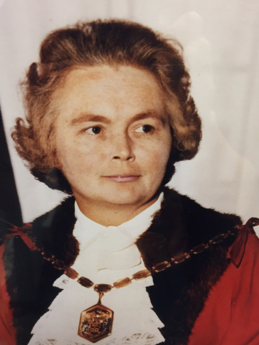 Merton pays tribute to boroughs first woman Mayor  Merton Council News Room