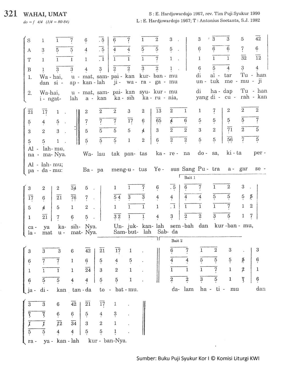 Lirik Lagu S'gala Puji Syukur : lirik, s'gala, syukur, Lirik, Rohani, Sgala, Syukur, Sedang