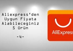 Aliexpress'den Uygun Fiyata Alabileceğiniz 5 Kaliteli Ürün -4-