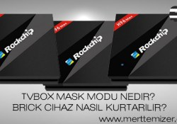 Android Tv Box Mask Modu Nedir?