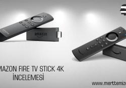 Amazon Fire TV Stick 4K İnceleme – Oyun Testi – Kurulumu – Review