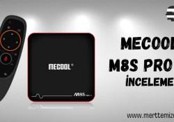 Mecool M8S Pro W Android Tv Box İnceleme – Kurulum – Oyun Testi