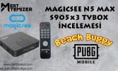 Magicsee N5 Max Android Box İncelemesi