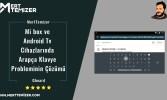 Mi box ve Android Tv Cihazlarında Arapça Klavye Probleminin Çözümü