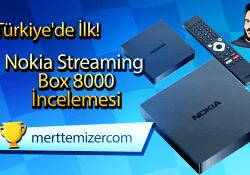 Türkiye'de İlk! Nokia Streaming box 8000 İncelemesi