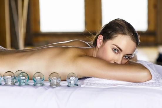 Cupping Relaxing & Rejuvenating