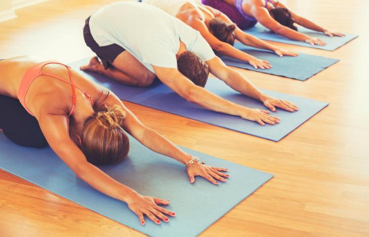 Yoga Classes Taught by Desiree Merulli L.Ac., EAMP, RYT